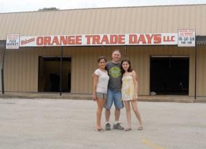 Orange Trade Days The Beginning