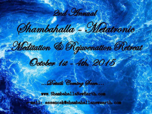 Shambahalla Meditation Retreat