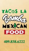 Tacos La Bamba Mexican Food