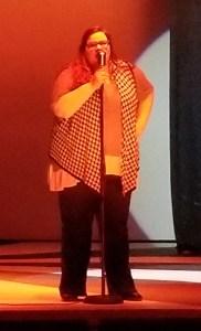 Codie Vasquez at OCP