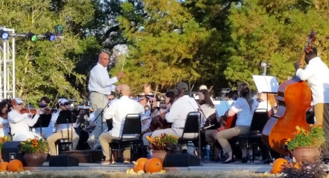 Symphony at Shangri La returns to Orange