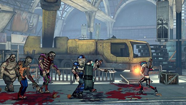 Bloody Zombies game screenshot courtesy Steam