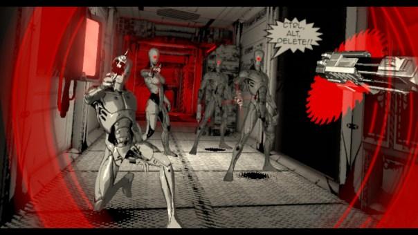 Dimension Hunter game screenshot courtesy Steam