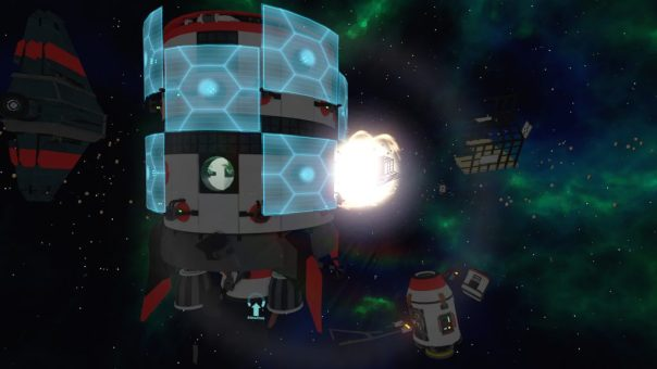 Star Shelter game screenshot courtesy Steam