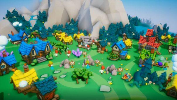 A Handful of Keflings game screenshot courtesy Steam