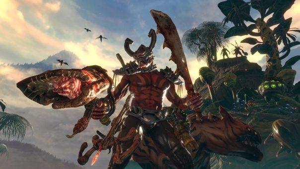 Primordian game screenshot courtesy Steam