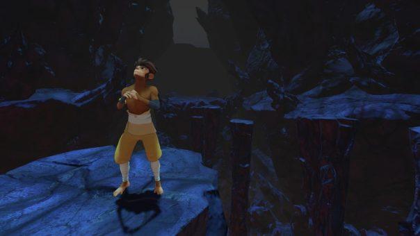 Digital Domain's The Monkey King - screenshot courtesy Steam