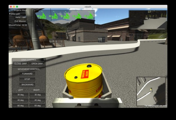 FukushimaRMI - screenshot courtesy WEARVR