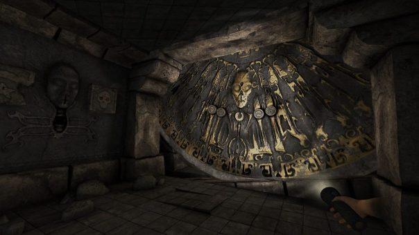 Tomb Raider: Lara's Escape - screenshot courtesy Steam