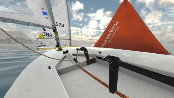 VR Regatta - The Sailing Game - screenshot courtesy Steam
