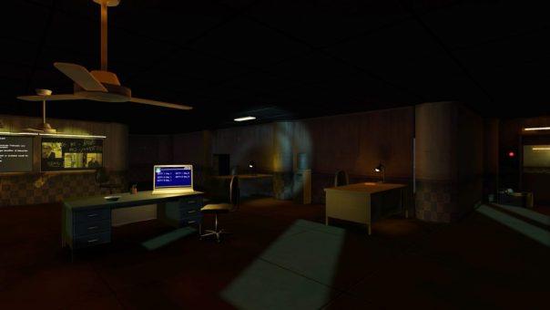 A Most Curious Murder - screenshot courtesy Oculus