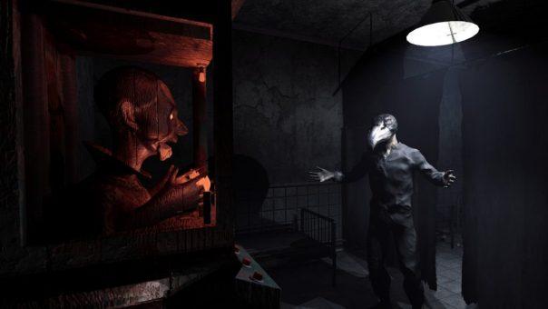 Rise of Insanity - screenshot courtesy Steam