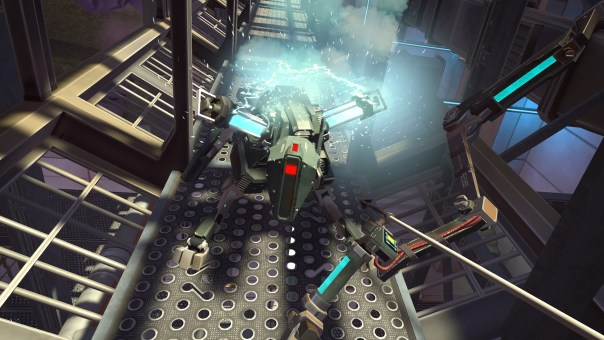 Apex Construct - screenshot courtesy Steam