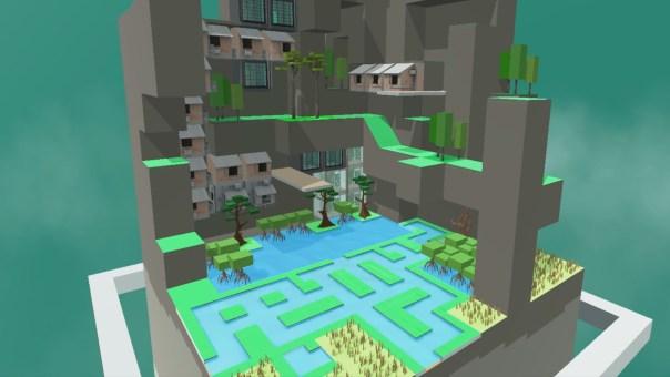 Block'hood VR - screenshot courtesy Steam