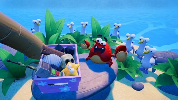 Island Time VR - screenshot courtesy Steam