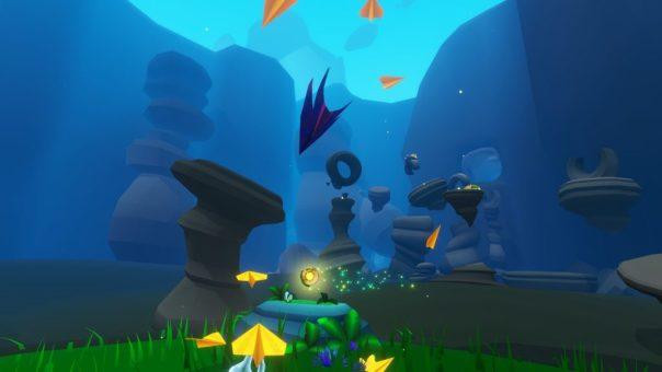 Paper Valley - screenshot courtesy Oculus