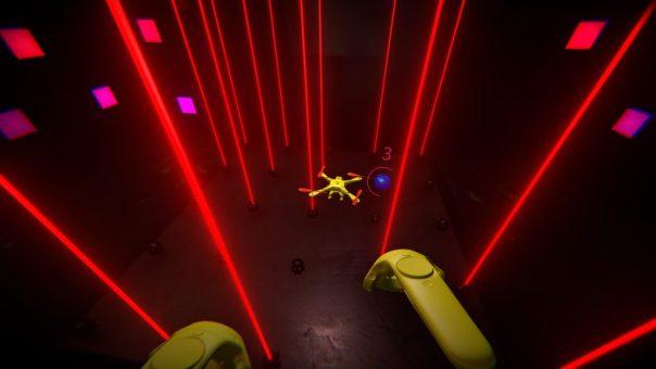 Drone Hero - screenshot courtesy Steam