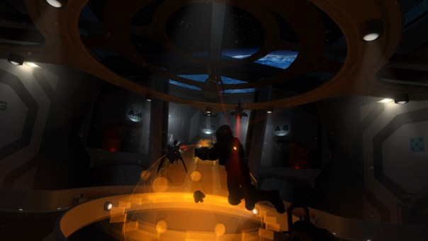 Downward Spiral: Horus Station - screenshot courtesy Steam