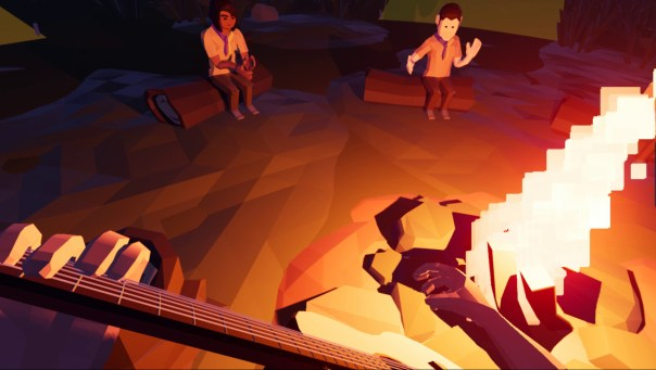 Camp Grizzly game screenshot courtesy Steam