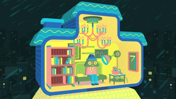 GNOG game screenshot courtesy Oculus