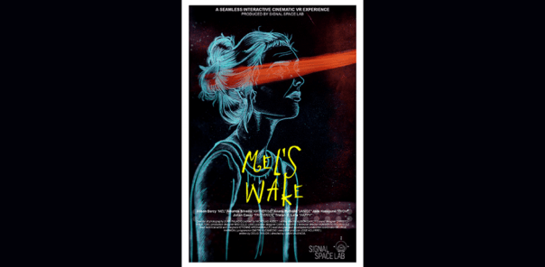 Mel's Wake game poster