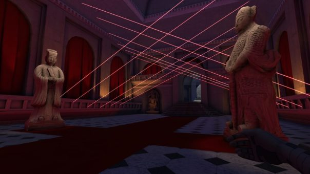 Covert game screenshot courtesy Oculus