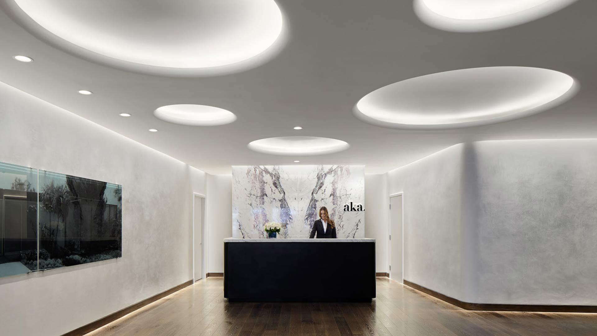 Oculus Light Studio | An architectural lighting design firm