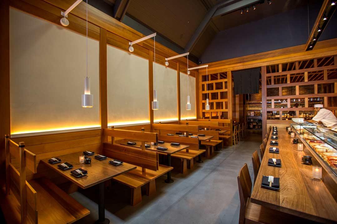 Blue Ribbon Sushi Amp Grill Los Angeles Ca Oculus Light