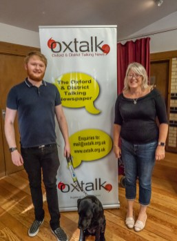 Oxtalk Volunteers