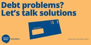Debt problems info