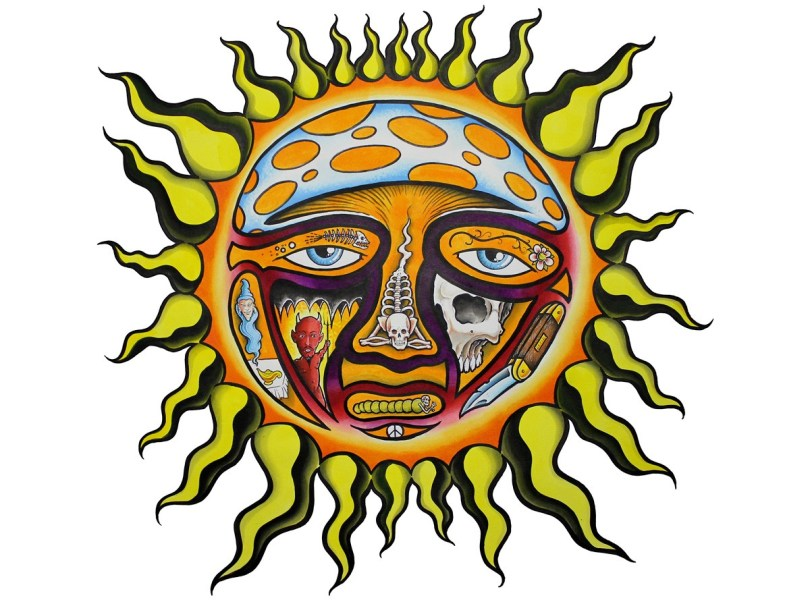 The Story of Sublime's Iconic Sun Logo and How It's Rising Into the  Mainstream – OC Weekly