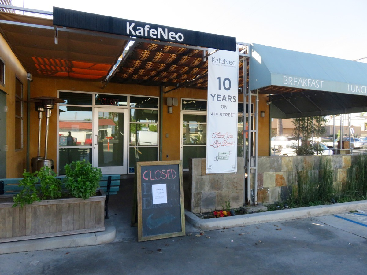 Greek Restaurant 4th Street Long Beach