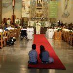 Pan Jezus zostaje sam
