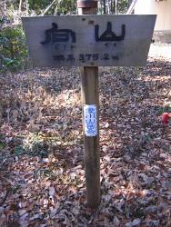 向山(375.2m)