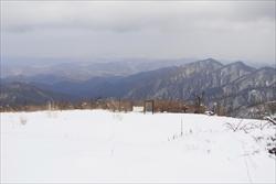 宮ヶ瀬湖方面