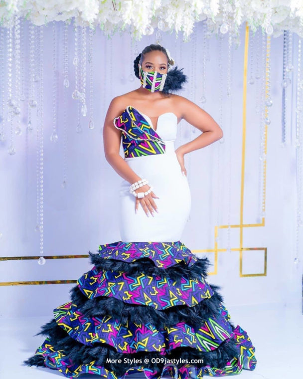 Ankara Fashion Styles Pictures 2020 Ankara Fashion Styles Pictures 2020 (Stylish African Woman's Dresses)