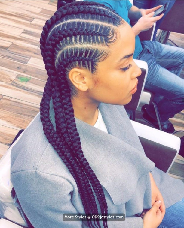 Cornrow braids 2020 Cornrow braids 2020: Beauty and Styles for all Hair Types