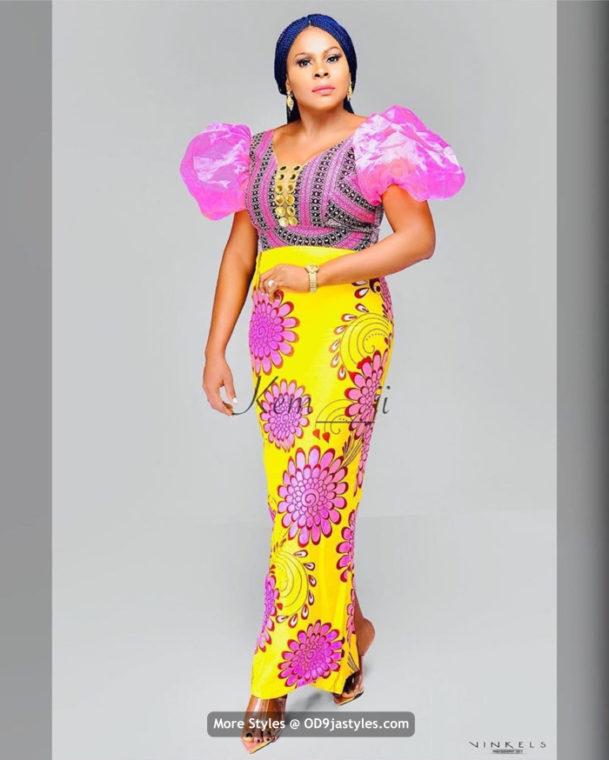 Latest Ovation Ankara Styles 2020 Latest Ovation Ankara Styles 2020 (30 Unique Ankara Dresses)