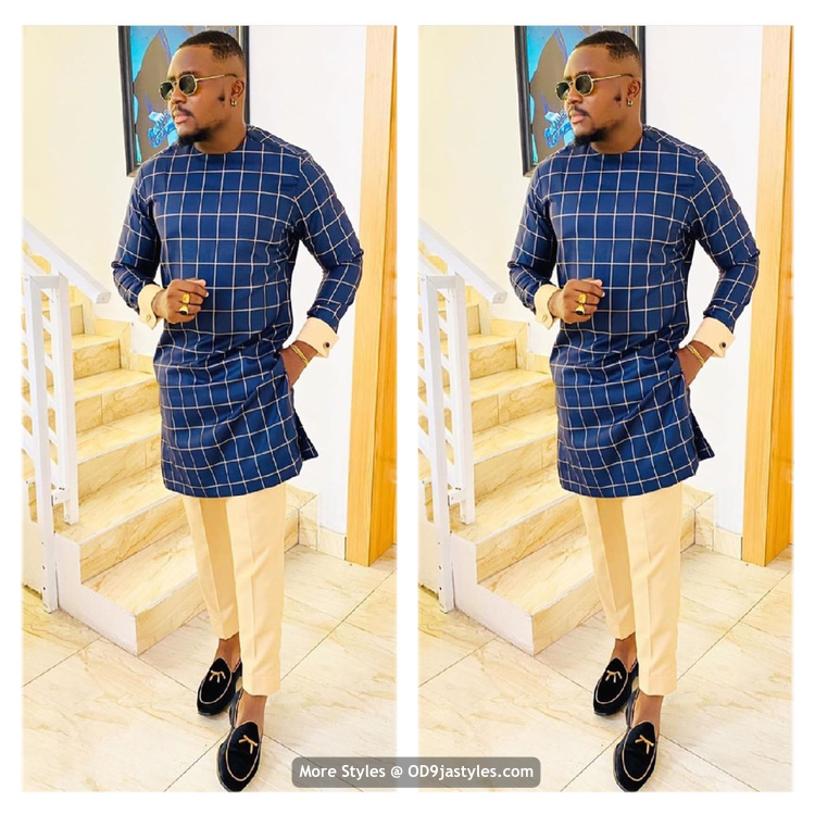 Latest Nigerian traditional wear designs for men  Men's Native Styles For 2020: Latest Nigerian traditional wear designs for men