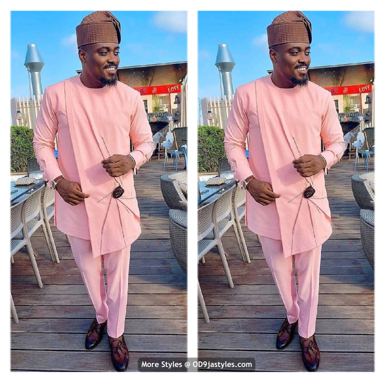 Native Styles Men's Native Styles For 2020: Latest Nigerian traditional wear designs for men