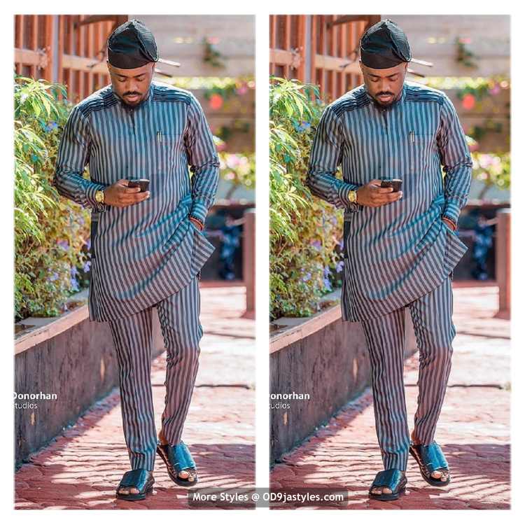 Men's Native Styles Men's Native Styles For 2020: Latest Nigerian traditional wear designs for men