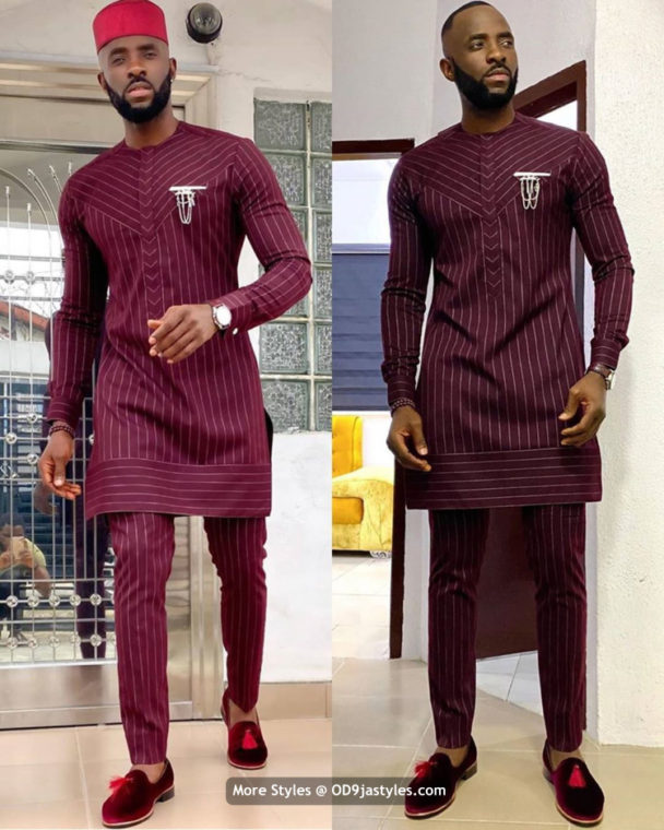 native attires Men's Native Styles For 2020: Latest Nigerian traditional wear designs for men