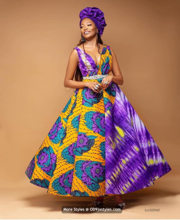 Pictures Of Nigerian Ankara Styles Pictures Of Nigerian Ankara Styles – Latest Fashion Trends 2020