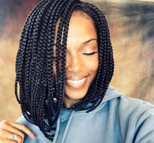 Braided Bob Styles 12 Braided Bob Styles To Make You Look Beautiful This Weekend