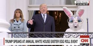 Trump Easter Speech