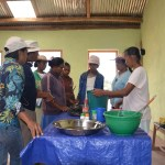 Les cours se déroulent dans un bâtiment au centre Patralala