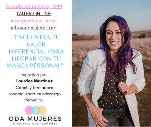 TALLER COACHING @ on line
