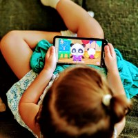 Screen Time: The big NO NO