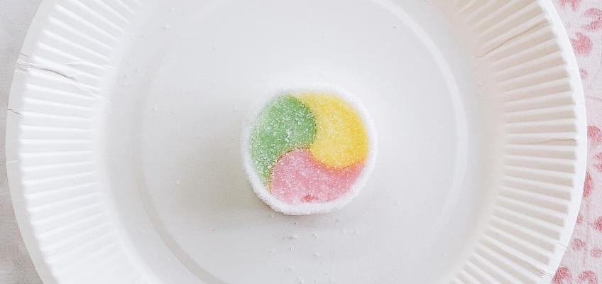 母校で和菓子の講義