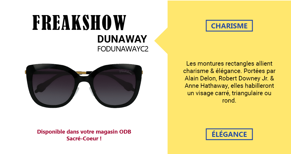 Freakshow Dunaway FODUNAWAYC2